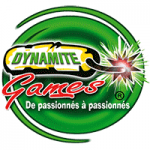 dynamite games parthenay