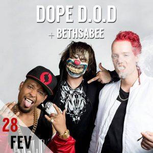 DOPE D.O.D + BETHSABEE