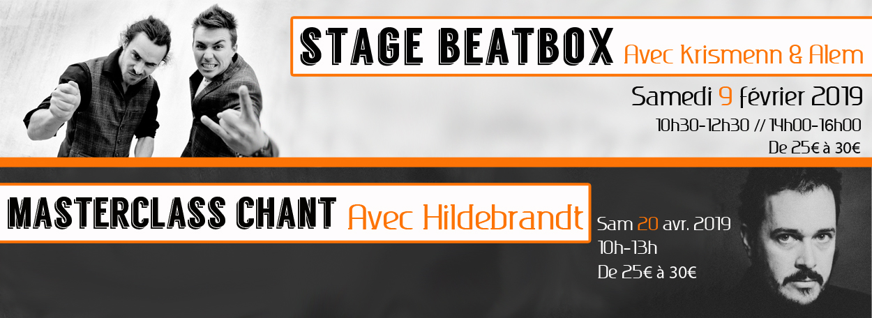 stage beatbox