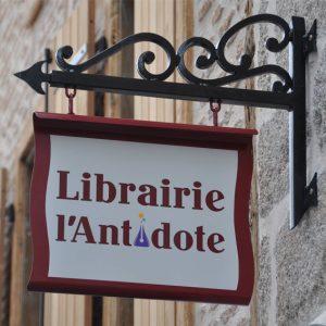 Librairie antidote