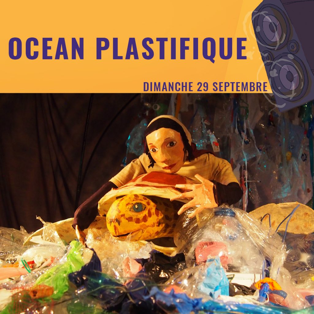 ocean plastifique