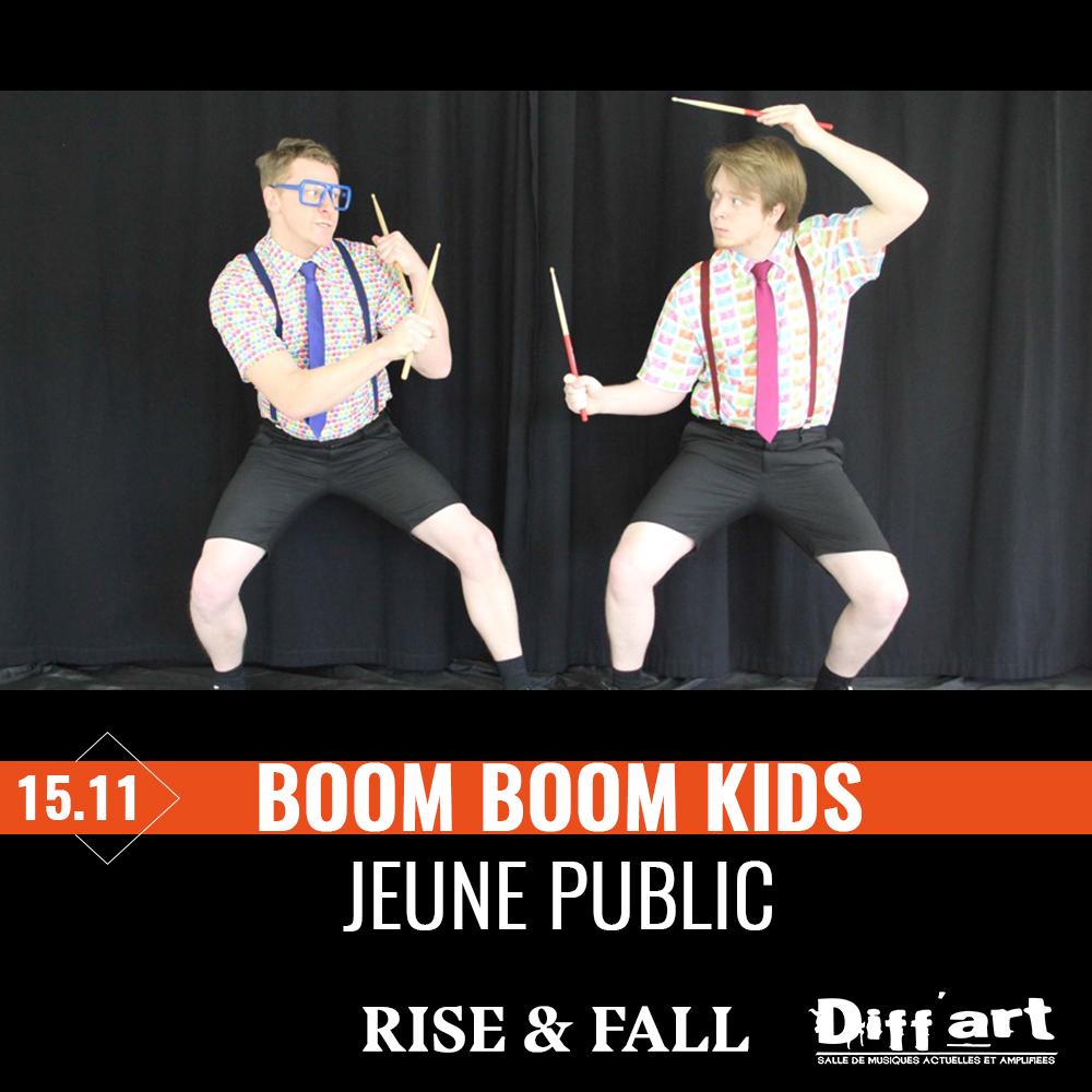 boom boom kids