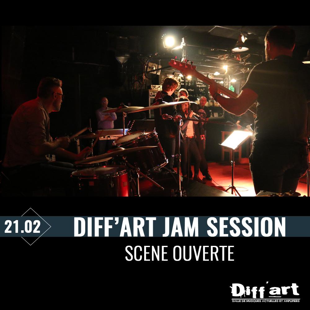 DIFF'ART JAM SESSION