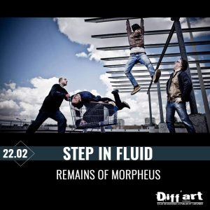 step in fluid