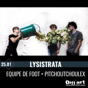 Lysistrata Diff'art