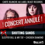 annulation shifting sands