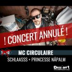 annulation mc circulaire