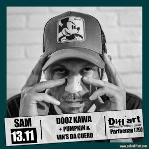 DOOZ KAWA + PUMKIN & VIN'S DA CUERO